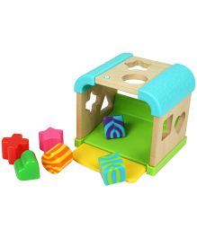 BKids Sorting Cube - Multicolour