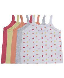 Babyoye Multi Print Slips Multicolor - Pack Of 5