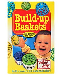 United Toys - Build Up Baskets