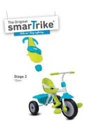 Smartrike 3 in 1 tricycle Play GL - Green Blue