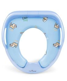 1st Step Potty Seat With Handle - Blue