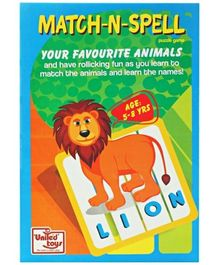 United Toys - Match and Spell