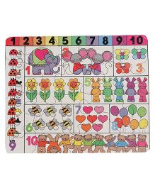United Toys - United Numbers Puzzle