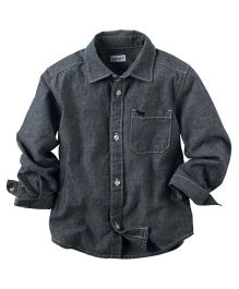 Carter's Chambray Button-Front Shirt