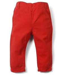 M&M Full Length Trouser - Orange