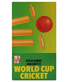 United Toys Fold Away Magnetic World Cup Cricket