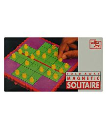 United Toys - Fold Away Magnetic Solitaire