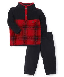 Carter's 2-Piece Fleece Pullover & Pant Set