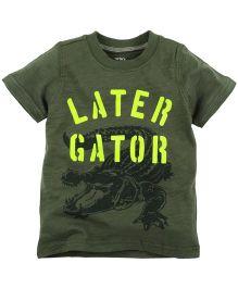 Carter's Later Gator tee