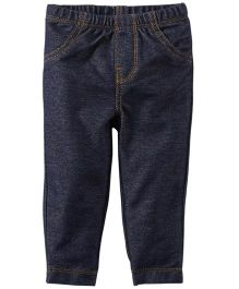 Carter's Knit Denim Jeggings