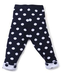 Fisher Price Apparel Full Length Knitted Jeggings - Navy Blue