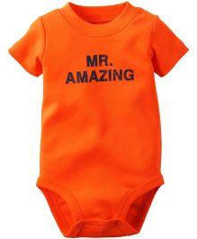 Carter's Mr. Amazing Bodysuit
