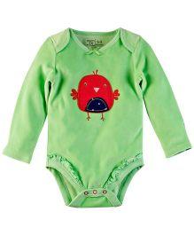 Babyoye Full Sleeves Bodysuit - Green