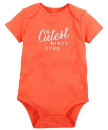 Carter's Cutest Niece Ever Bodysuit