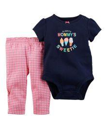 Carter's 2-Piece Bodysuit & Pant Set