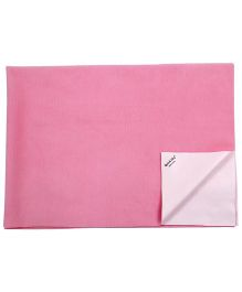 Quick Dry Wet Proof Sheet Pink - Large