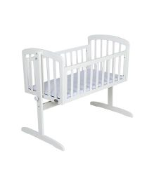Babyoye Joy Cradle - White
