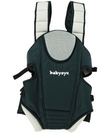 Babyoye 3 Way Comfort Baby Carrier - Navy Blue