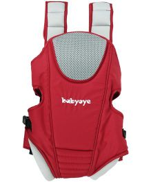 Babyoye 3 Way Comfort Baby Carrier - Red