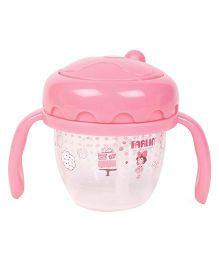 Farlin Gulu Gulu Learner Straw Cup - 120 ml