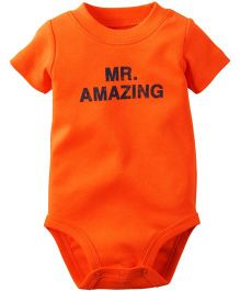 Carter's Mr. Amazing Bodysuit