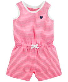 Carter's Applique Bodysuit - Pink