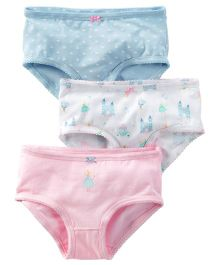 Carter's 3-Pack Stretch Cotton Panties