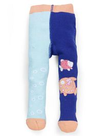 Babyoye Pointelle Stocking - Multicolor