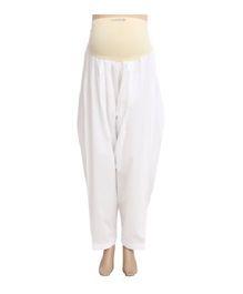 Uzazi Maternity Salwar - White