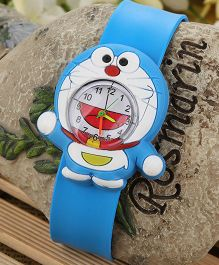 Aakriti Creations Cartoon Watch - Blue