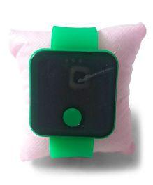 Aakriti Creations Smart Digital Watch - Green