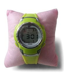 Aakriti Creations Trendy Digital Watch - Green