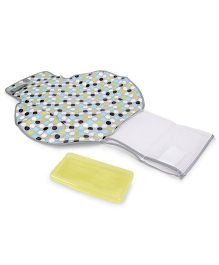 The First Years Deluxe Fold N Go Diapering Kit - Multicolor