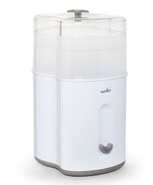 Nuvita Compact Steam Steriliser - White
