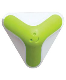 Nuvita Corner Guards And Corners Green & White - Set of 4