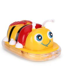 Playmate Bump And Go Bee - Yellow Red