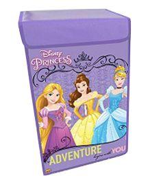 Ramson Disney Princess Toy Storage Box - Purple