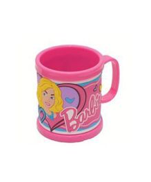 Ramson Barbie Plastic Mug - Pink