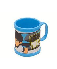 Ramson Ben10 Plastic Mug - Blue