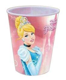 Ramson Disney Princess Small 3D Cup Multicolor - 400 ml