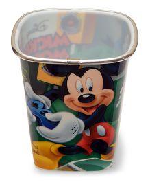 Ramson Mickey N Minnie Square Popcorn Holder - Multicolor
