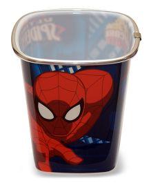 Ramson Spiderman Square Popcorn Holder - Multicolor