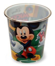 Ramson Mickey N Minnie Popcorn Holder - Multicolor