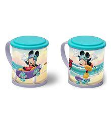Ramson Mickey 3D Mug With Lid Multicolor - 600 ml