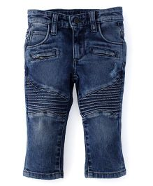 UCB Full Length Denim Jeans - Blue