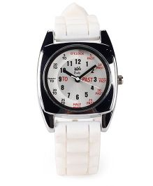 Fantasy World Analog Wrist Watch - White
