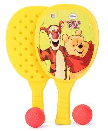 Disney Winnie The Pooh Racket Set (Color May Vary)