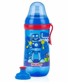 Nuby Stage 2 Cup Sipper Blue - 360 ml