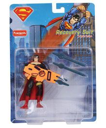 DC Comics Funskool Recovery Suit Superman Figure Multicolor - 12 cm