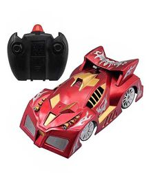 Emob Electric Remote Control Wall Climbing Car - Red